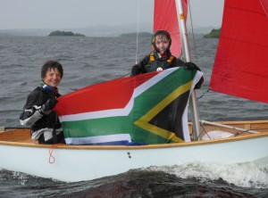 South Africa wins Mirror Worlds