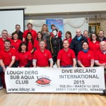 Lough Derg Sub Aqua Club Launch Dive Ireland 2015