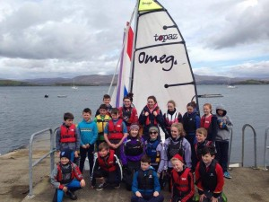 try sailing bantry-school