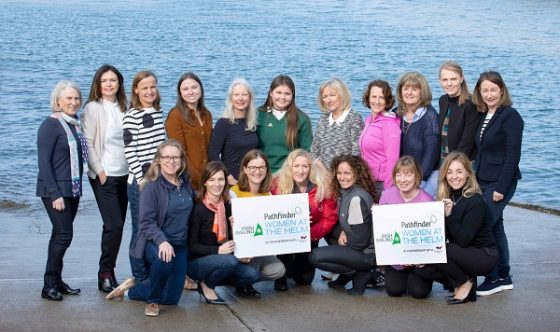 Pictured at the launch of the inaugural Pathfinder Women at the Helm Regatta which takes place on 17th and 18th August at the National Yacht Club