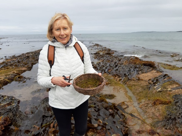 Prannie Rhatigan will join us for a virtual seaweed harvesting and a live cookalong event
